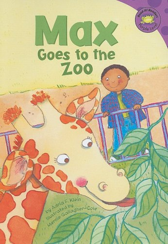 9781404853577: Max Goes to the Zoo (Read-It! Readers: Purple Level)
