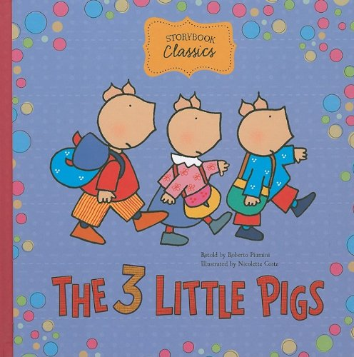 9781404855014: The 3 Little Pigs (Storybook Classics)