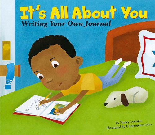 9781404855205: It's All About You: Writing Your Own Journal (Writer's Toolbox)