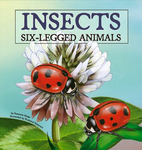 Insects: Six-legged Animals (Amazing Science): Suzanne Slade