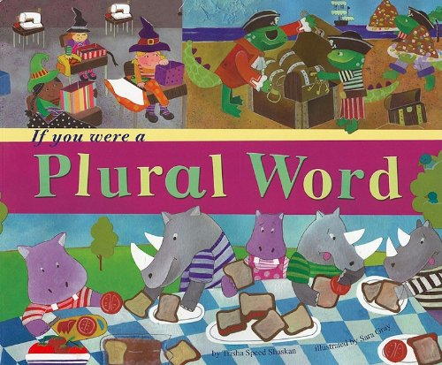 9781404856967: If You Were a Plural Word (Word Fun)