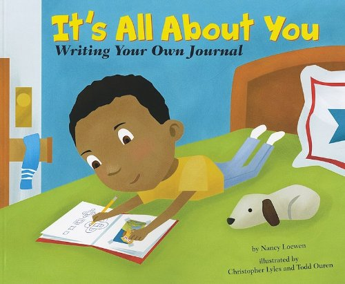 9781404856981: It's All About You: Writing Your Own Journal (Writer's Toolbox)