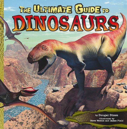 9781404859067: Ultimate Guide to Dinosaurs (Dinosaur Find)