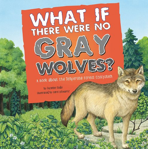 What If There Were No Gray Wolves?: A Book About the Temperate Forest Ecosystem (Food Chain ...