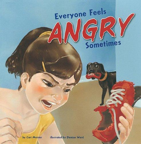 9781404861121: Everyone Feels Angry Sometimes (Everyone Has Feelings)