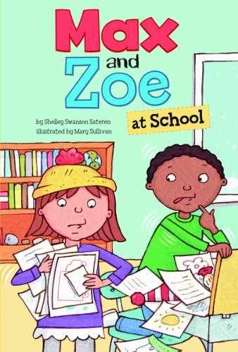 9781404862111: Max and Zoe at School