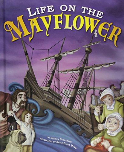 9781404862845: Life on the Mayflower (Thanksgiving)