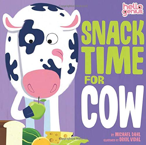 9781404864962: Snack Time for Cow (Hello Genius)