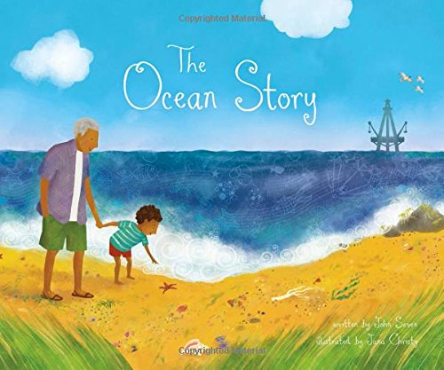 9781404867857: The Ocean Story (Fiction Picture Books)