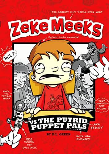 9781404868038: Zeke Meeks vs the Putrid Puppet Pals