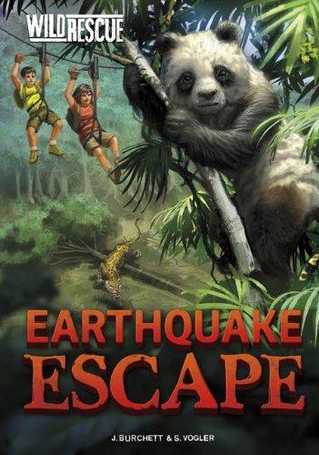Earthquake Escape (Wild Rescue): Jan Burchett, Sara