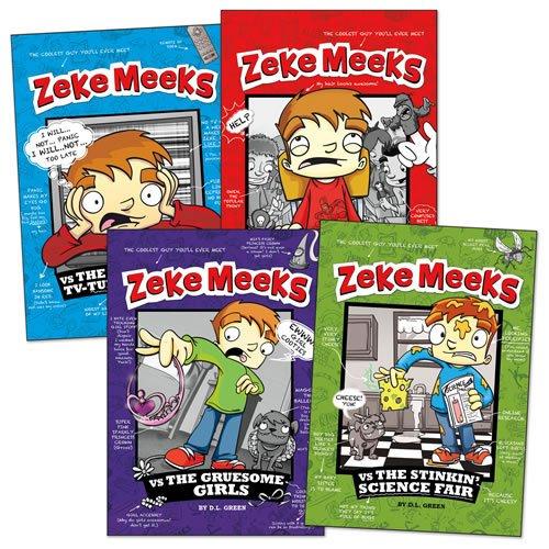 9781404872332: Zeke Meeks