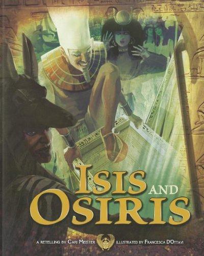 9781404872400: Isis and Osiris (Egyptian Myths)