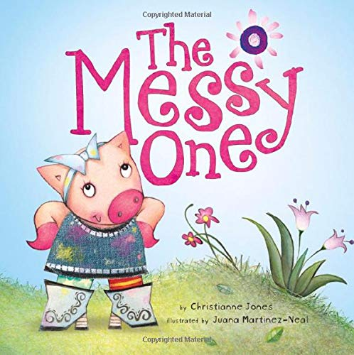 The Messy One (Little Boost) (1404874178) by Jones, Christianne C.