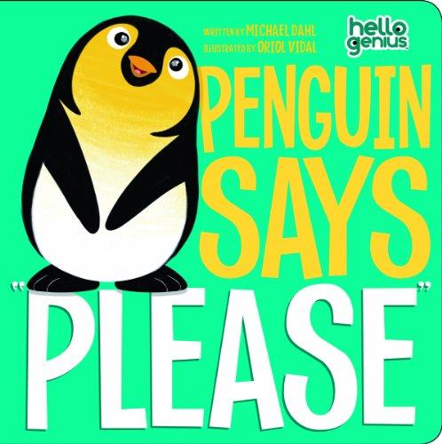 9781404876255: Penguin Says