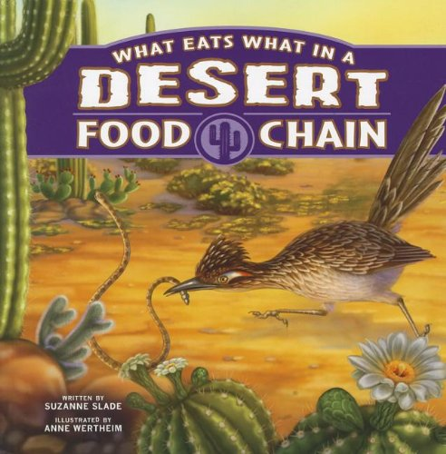 What Eats What in a Desert Food Chain: Slade, Suzanne
