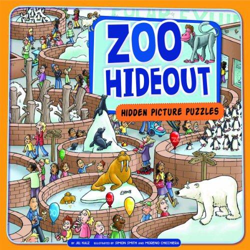 9781404877306: Zoo Hideout: Hidden Picture Puzzles (Seek It Out)