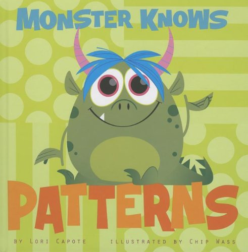 Monster Knows Patterns Format: Hardcover