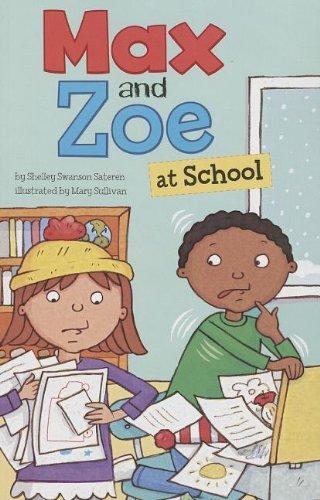 9781404880597: Max and Zoe at School