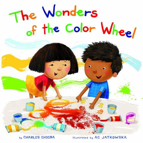 9781404883116: The Wonders of the Color Wheel (Learning Parade)