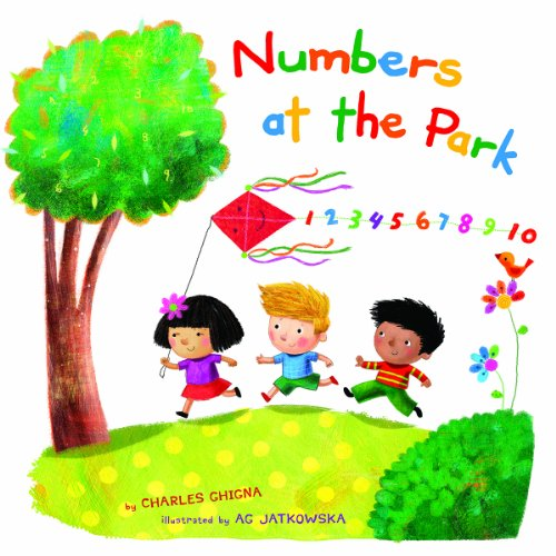 9781404883123: Numbers at the Park: 1-10 (Learning Parade)