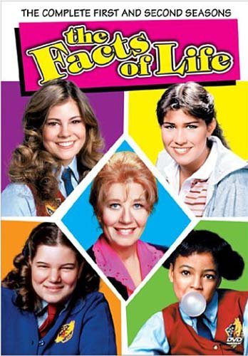 9781404913103: The Facts of Life - Complete First and Second Season