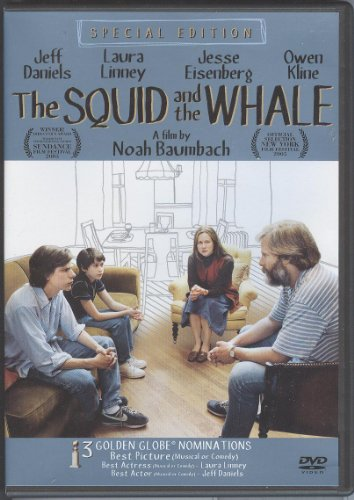 9781404919082: The Squid and the Whale [DVD] [2006]