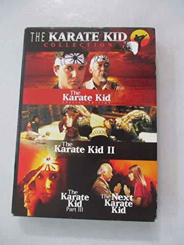 9781404954335: Karate Kid Collection Box Set [Import USA Zone 1]