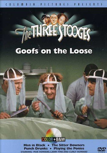 9781404956162: Three Stooges: Goofs on the Loose [Reino Unido] [DVD]