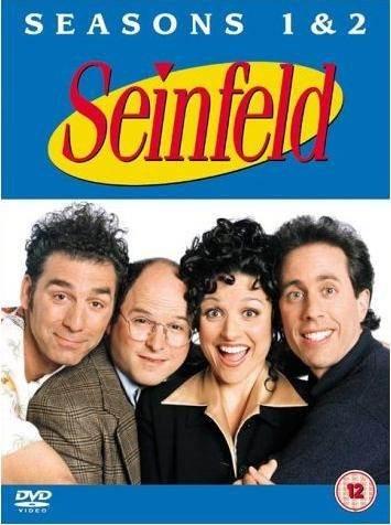 9781404957466: Seinfeld - Seasons One & Two