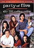 9781404963238: Party of Five: Season 2