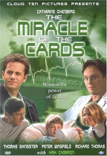 9781404968172: Miracle of the Cards [Import USA Zone 1]