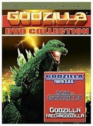 9781404969384: Godzilla Box Set Dvd [Reino Unido]