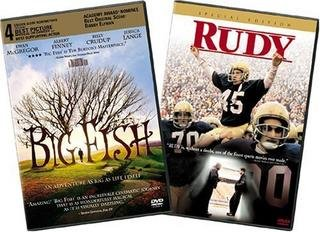 9781404975118: Big Fish / Rudy