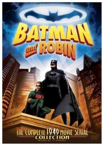 9781404977082: Batman and Robin - The Complete 1949 Movie Serial Collection