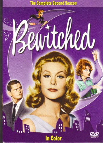 9781404991743: Bewitched: The Complete Second Season
