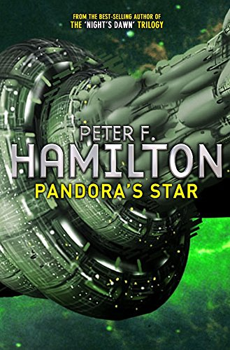 Pandora's Star (Commonwealth Saga): Peter F. Hamilton