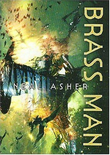 9781405001380: Brass Man: An Agent Cormac Novel