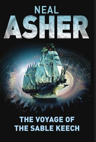 9781405001403: The Voyage of the Sable Keech (Spatterjay, Book 2)