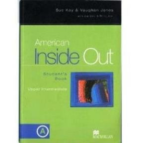 9781405003094: American Inside Out : Student's Book, Upper Intermediate