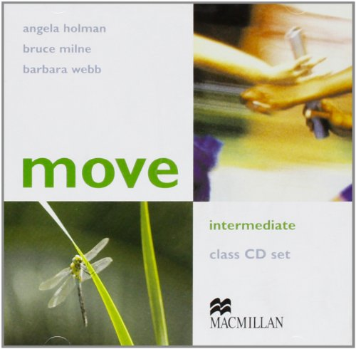 Move Intermediate Class CDx2: Angela Holman