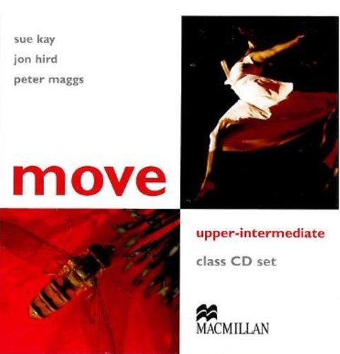 9781405003445: Move Upper-Intermediate: Class Audio CDs