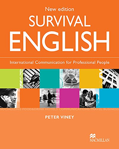 9781405003841: New Edition Survival English Student Book: Student's Book with Audio CD: Level 2