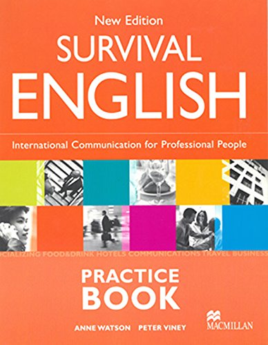 9781405003858: New Edition Survival English: Level 2: Practice Book
