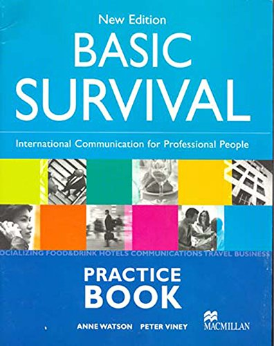 9781405003940: SURVIVAL ENGLISH BASIC Practice: Practice Book: Level 2