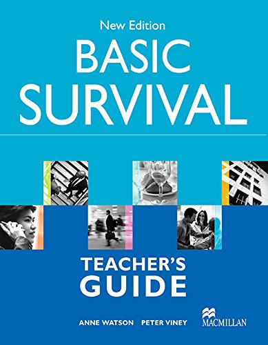 9781405003957: New Edition Basic Survival: Level 2: Teacher's Guide