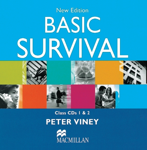 9781405003971: New Edition Basic Survival: Level 2: Class Audio CD