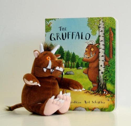 The Gruffalo: Donaldson, Julia
