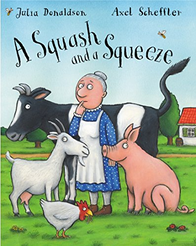 9781405004763: A Squash and a Squeeze