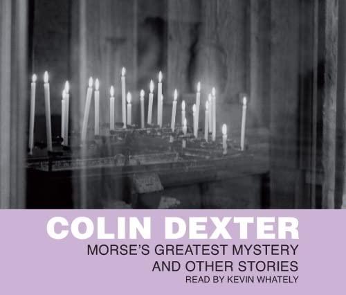 9781405005043: Morses Greatest Mysteries